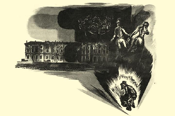 Какие герои русской литературы видеть вещие сны или сны в руку thumbnail