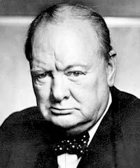 Черчилль Уинстон