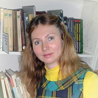 Антонова Анна Евгеньевна