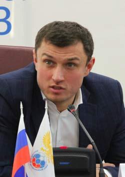 Безуглов Эдуард Николаевич