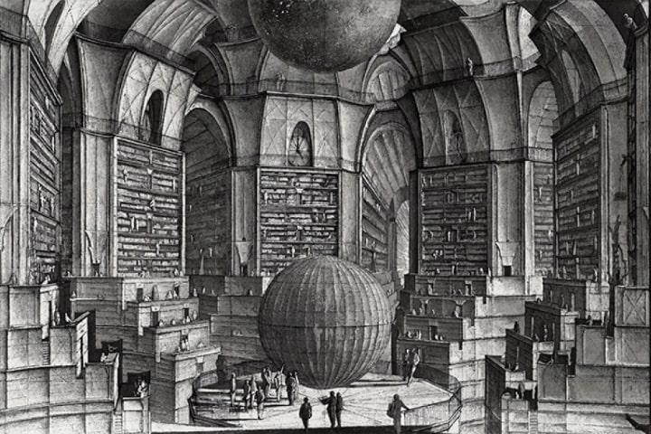 Несуществующие библиотеки, вкоторые вам захочется заглянуть