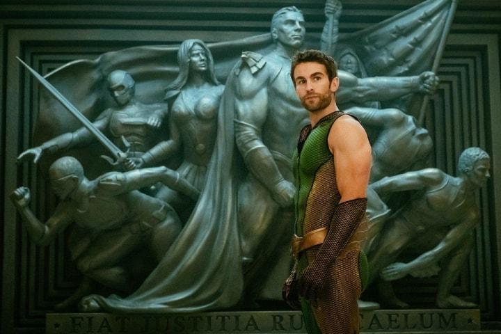 Кто такие супергерои Семерки из комикса исериала «Пацаны»?