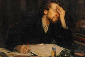 Тест: Угадайте писателя по личному дневнику