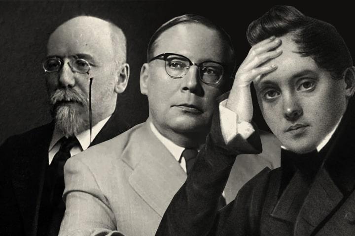 5недооцененных русских поэтов XIX— XXвеков