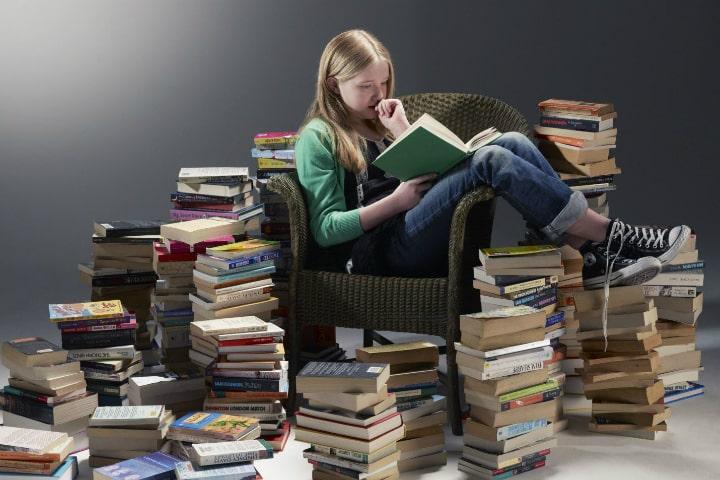 Лучшие книги для переходного возраста