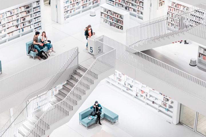 11 самых необычных книжных магазинов мира