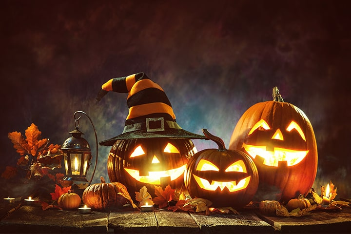 Что надеть наХэллоуин: беспроигрышные идеи костюмов изкниг