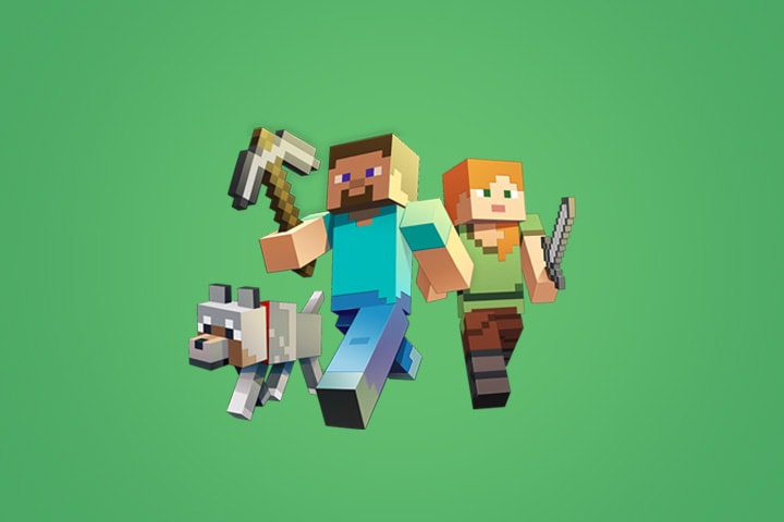 5 книг о Minecraft