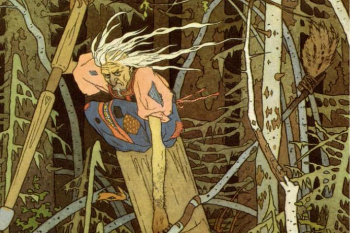 Секс с защитницей леса