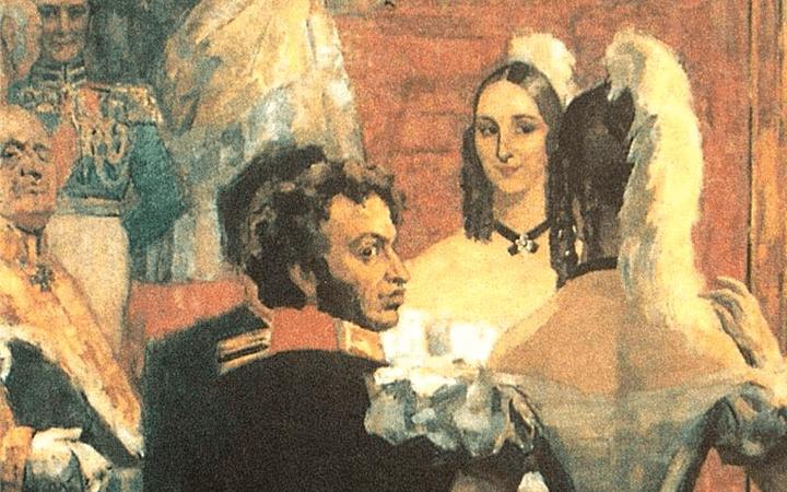 Секс дама пушкин