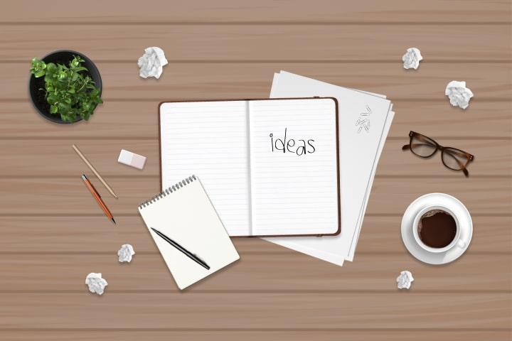 Как работать сидеями: советы отавторов «Эксмо»