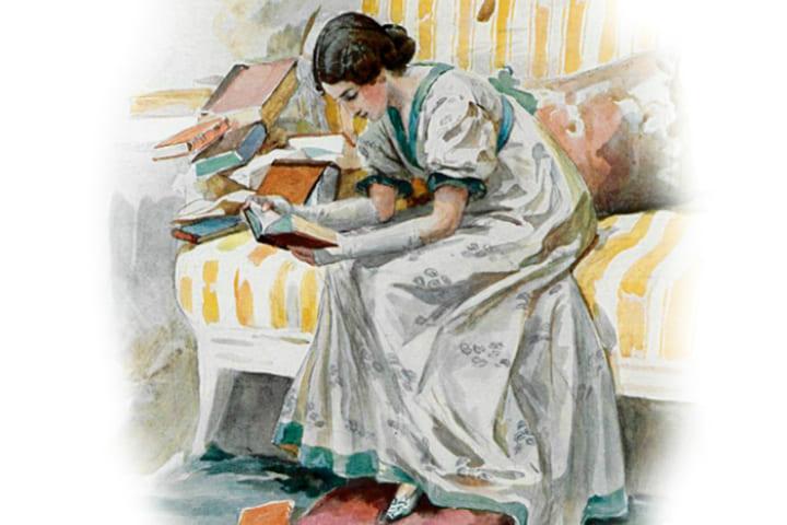 Круг чтения: какие книги мы видим у Евгения Онегина и Джейн Эйр?