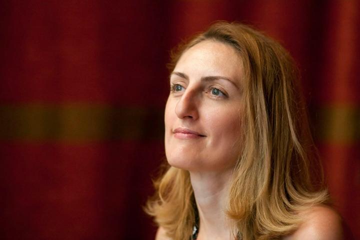 Наринэ Абгарян: Для писателя самое дорогое — признание на малой родине